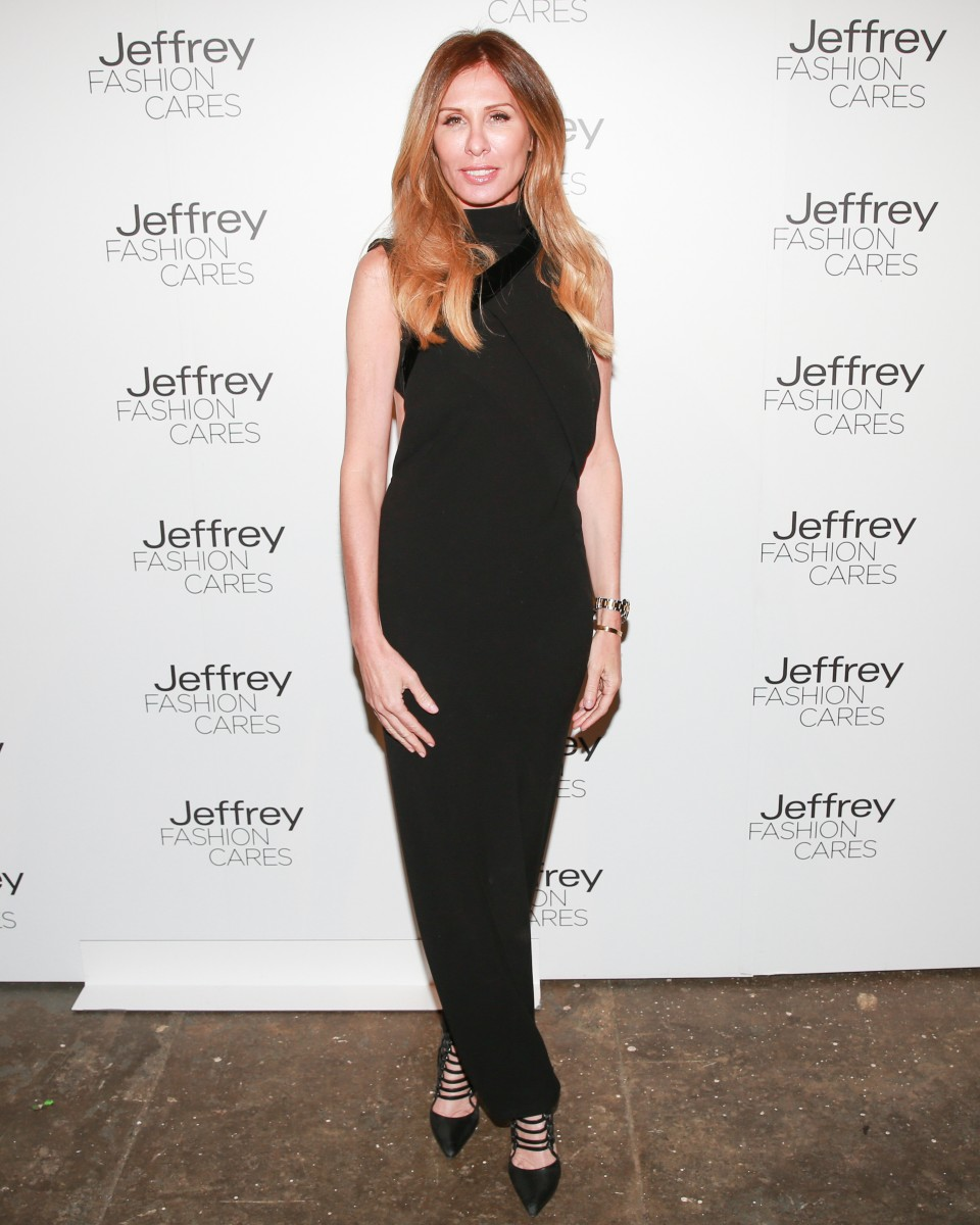JEFFREY FASHION CARES 2015