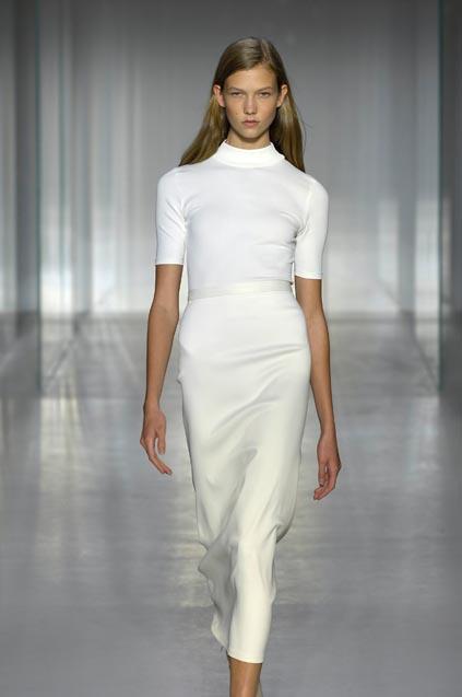 New York fashion week _September_2007 READY TO WEAR Spring_Summer_2008_ CALVIN KLEIN