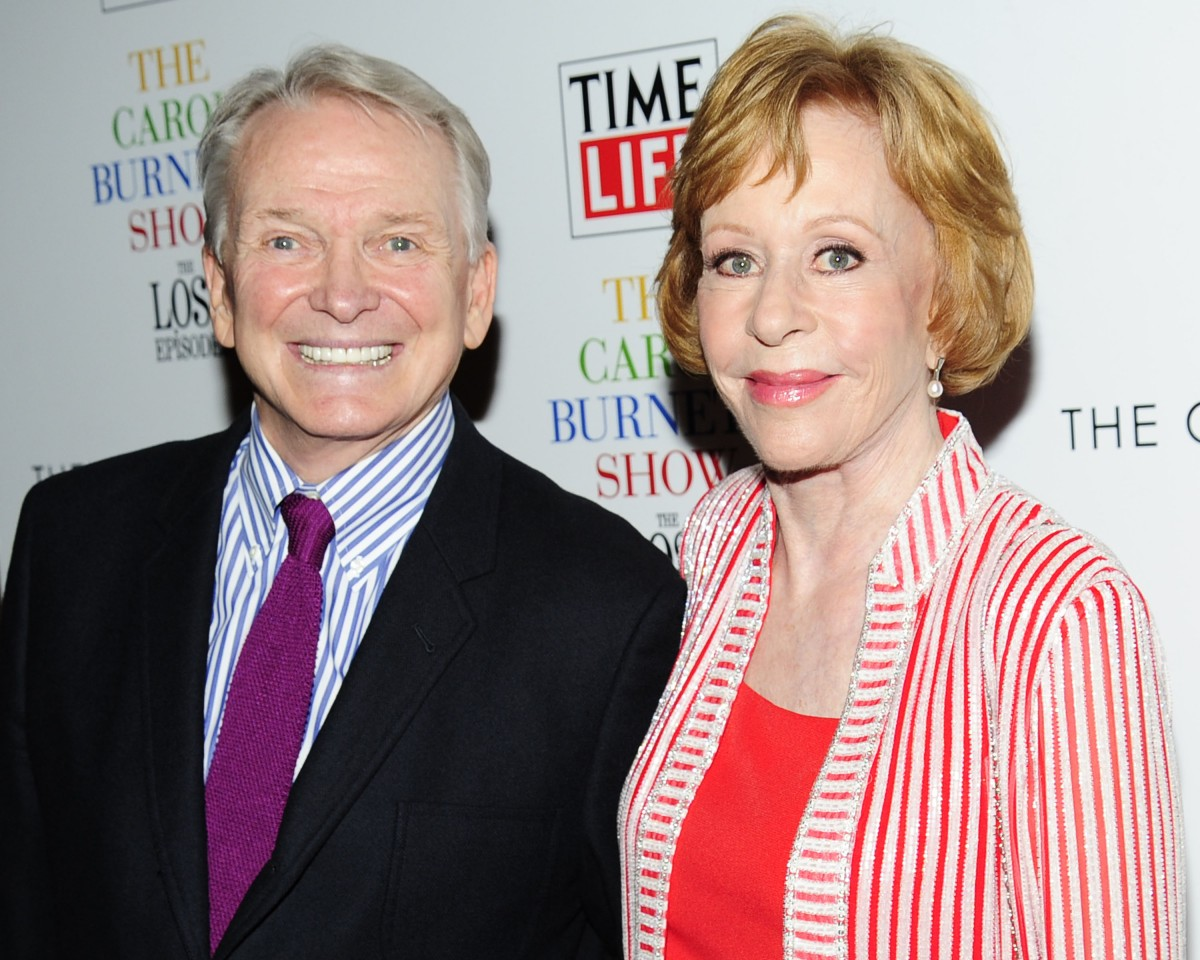"""Time Life and The Cinema Society host a screening of """"The Carol Burnett Show: The Lost EpisodesÓ"""