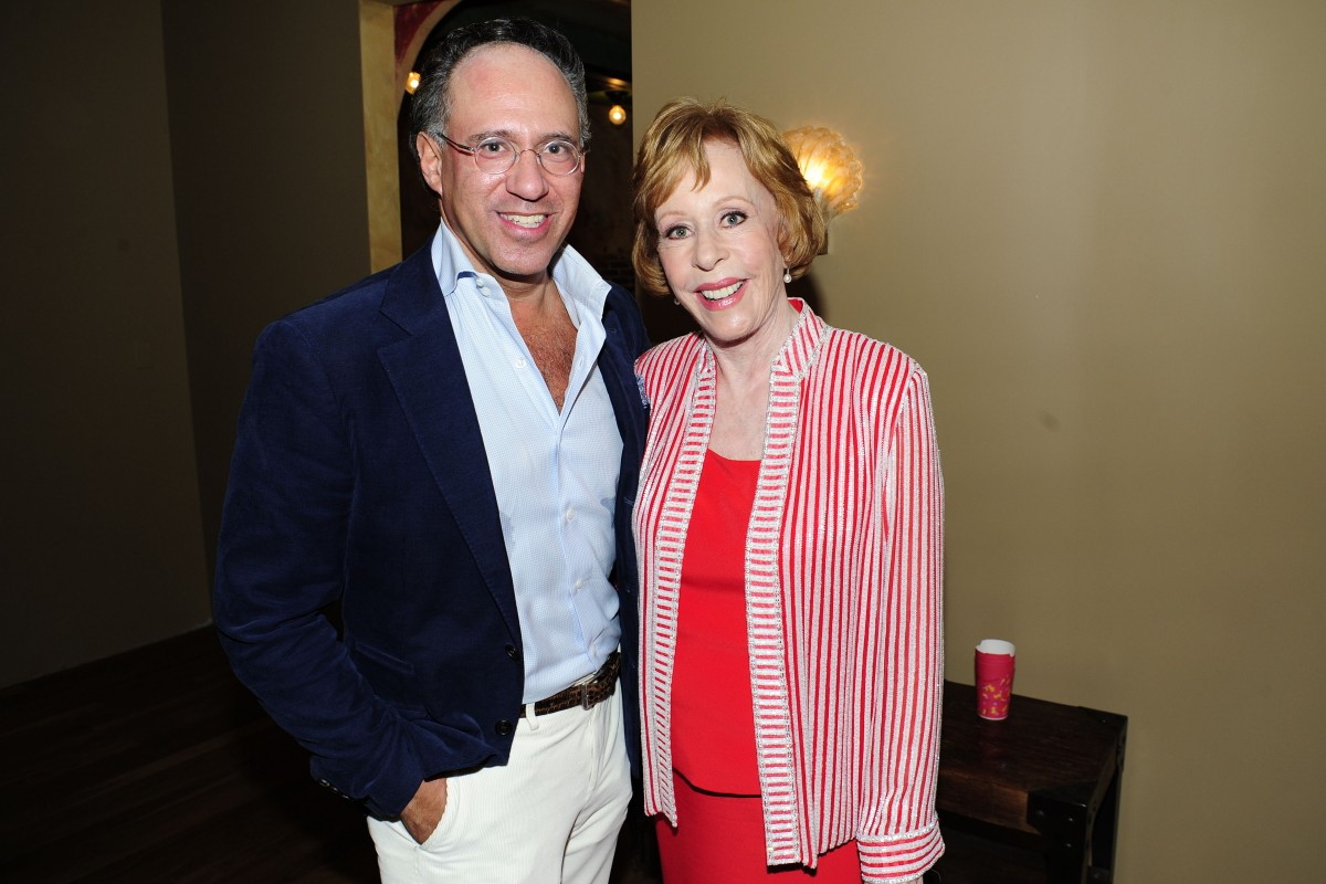"Time Life and The Cinema Society host a screening of ""The Carol Burnett Show: The Lost EpisodesÓ"