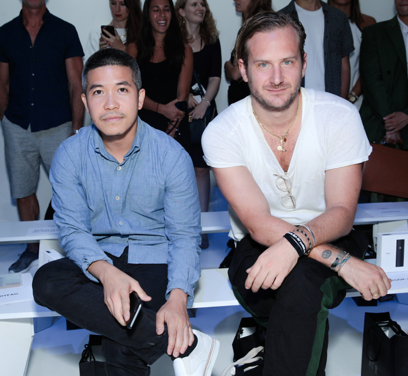 RICHARD CHAI Spring/Summer 2016 Men's Runway at New York Fashion Week: Mens, an initiative of the CFDA.