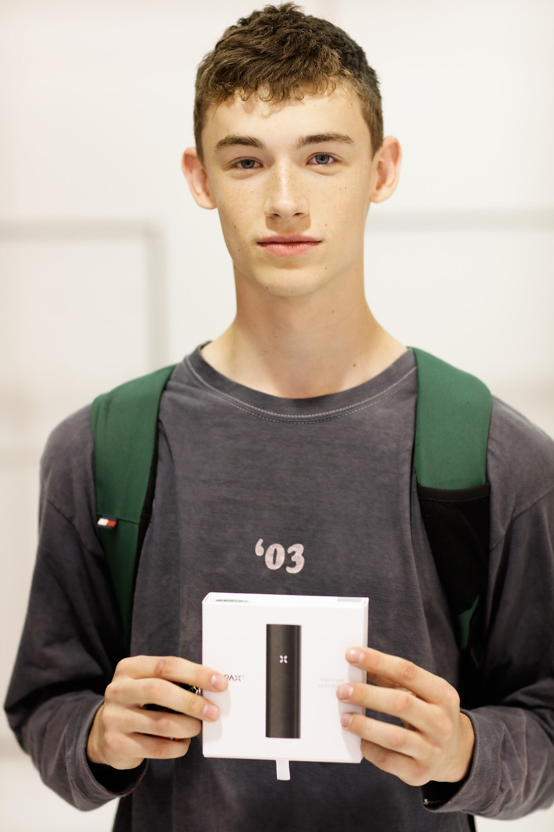 RICHARD CHAI Spring / Summer 2016 Men's Show