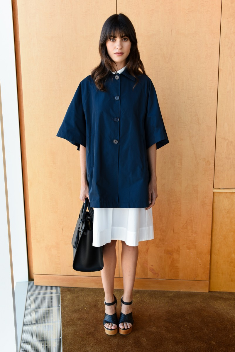 BLUE LES COPAINS: SPRING 16 PRESENTATION STYLED BY NATALIE JOOS