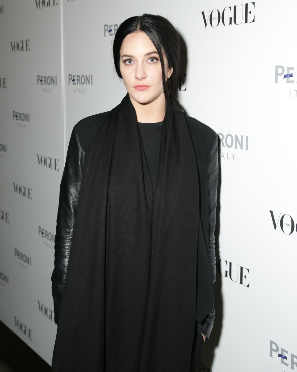 The Visionary World of VOGUE ITALIA Exhibition Opening Night Presented By PERONI NASTRO AZZURRO
