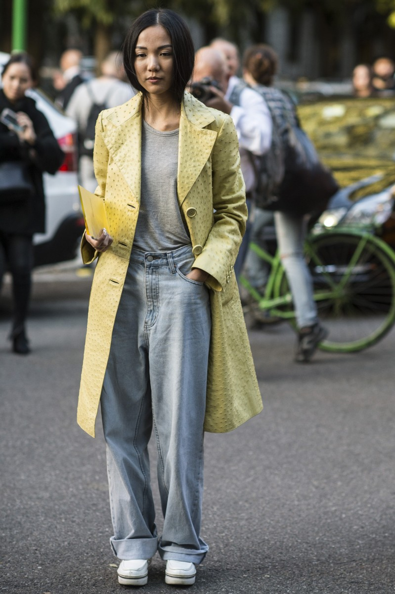 #MFW STREET STYLE : DAY 1 – 2