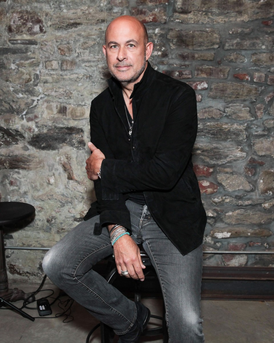 JOHN VARVATOS Dark Rebel Launch Event