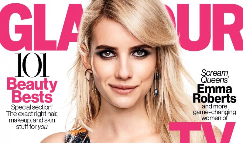 Emma Roberts Cover