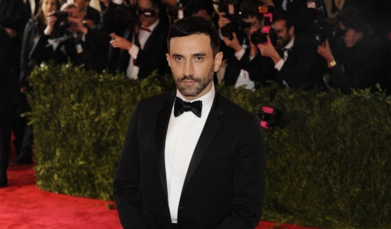 "NEW YORK, NY - MAY 06: Riccardo Tisci attends the Costume Institute Gala for the ""PUNK: Chaos to Couture"" exhibition at the Metropolitan Museum of Art on May 6, 2013 in New York City. (Photo by Rabbani and Solimene Photography/WireImage)"