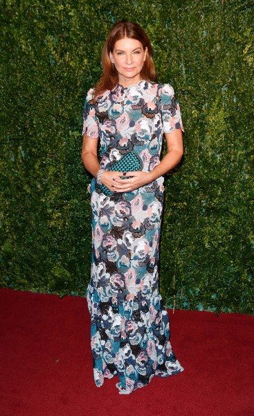 LONDON, ENGLAND - NOVEMBER 30: Natalie Massenet attends the 60th London Evening Standard Theatre Awards at London Palladium on November 30, 2014 in London, England. (Photo by Tim P. Whitby/Getty Images)