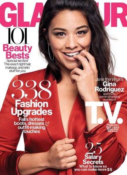 Gina Rodriguez Cover