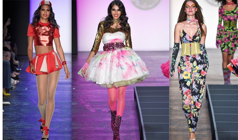 Betsey Johnson Spring Summer 2016 - Daily Front Row