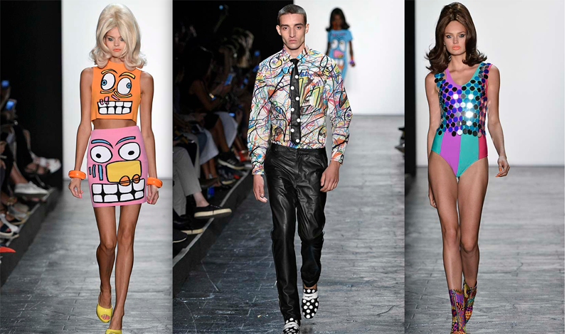 Jeremy Scott RTW Spring 2019 Collection At NYFW advise