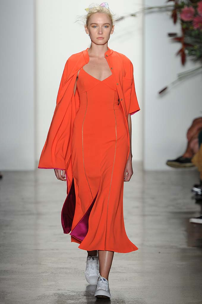 Adam Selman New York RTW Spring Summer 2016 September 2015