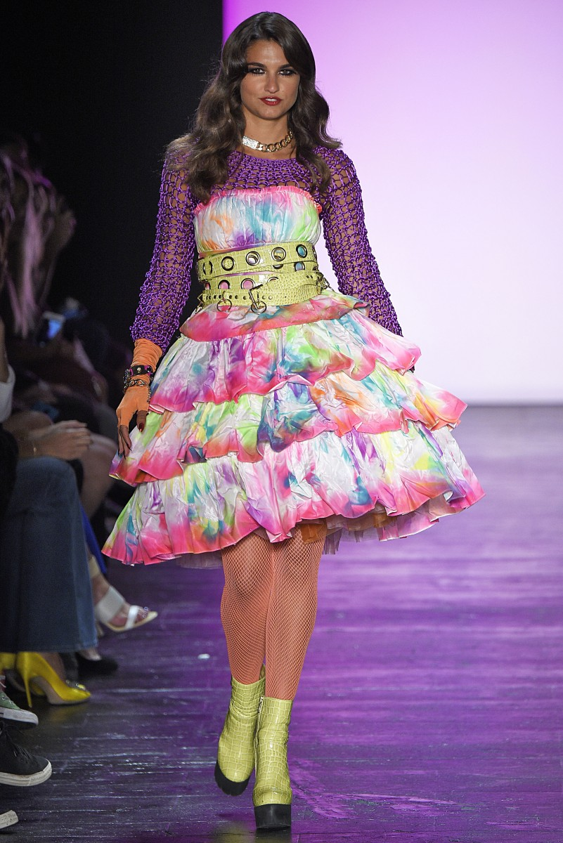Betsey Johnson New York RTW Spring Summer 2016 September 2015