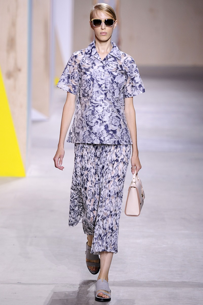 Boss New York RTW Spring Summer 2016 September 2015