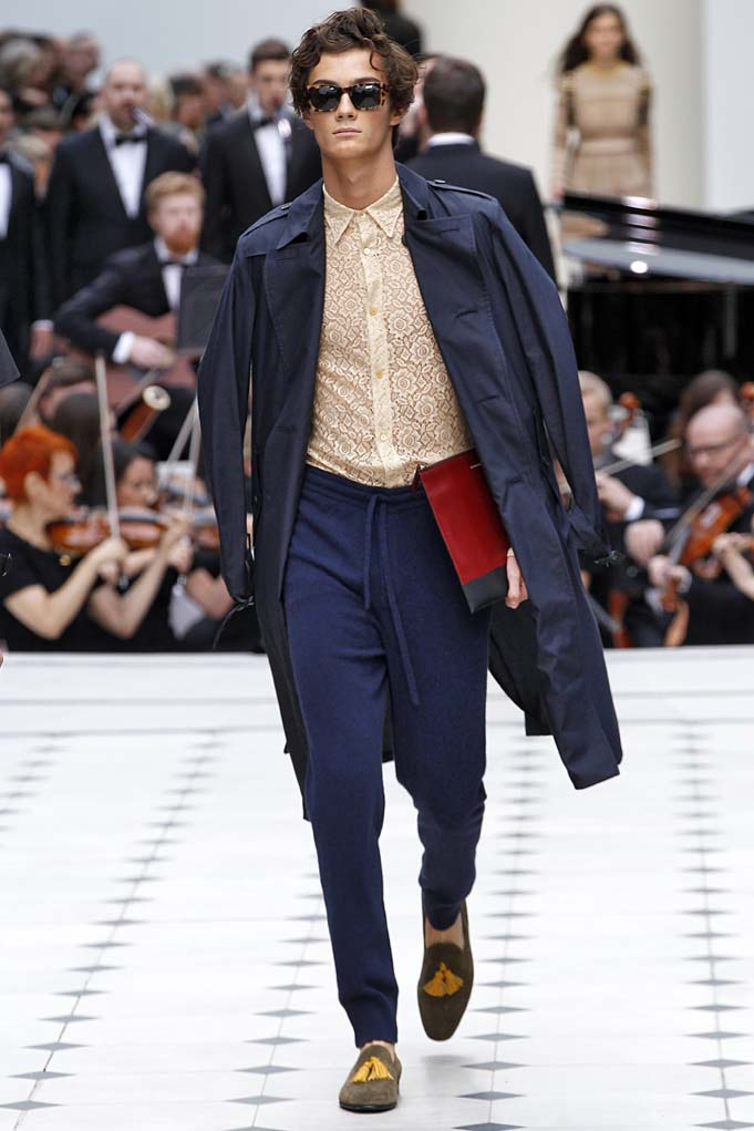 Burberry Prorsum London RTW Spring Summer 2016 September 2015