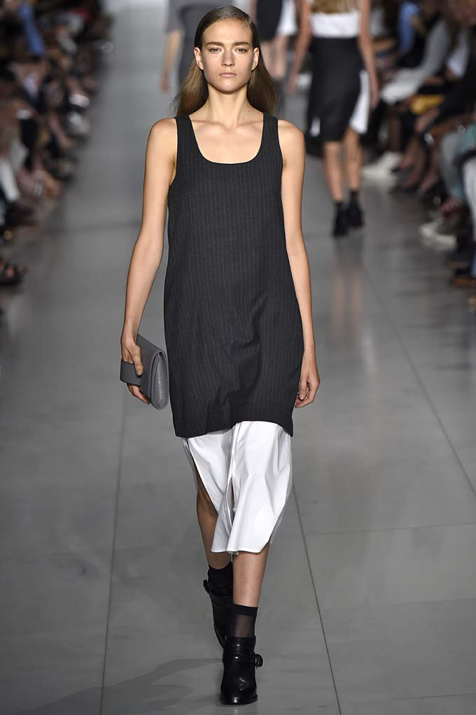 DKNY New York RTW Spring Summer 2016 September 2015