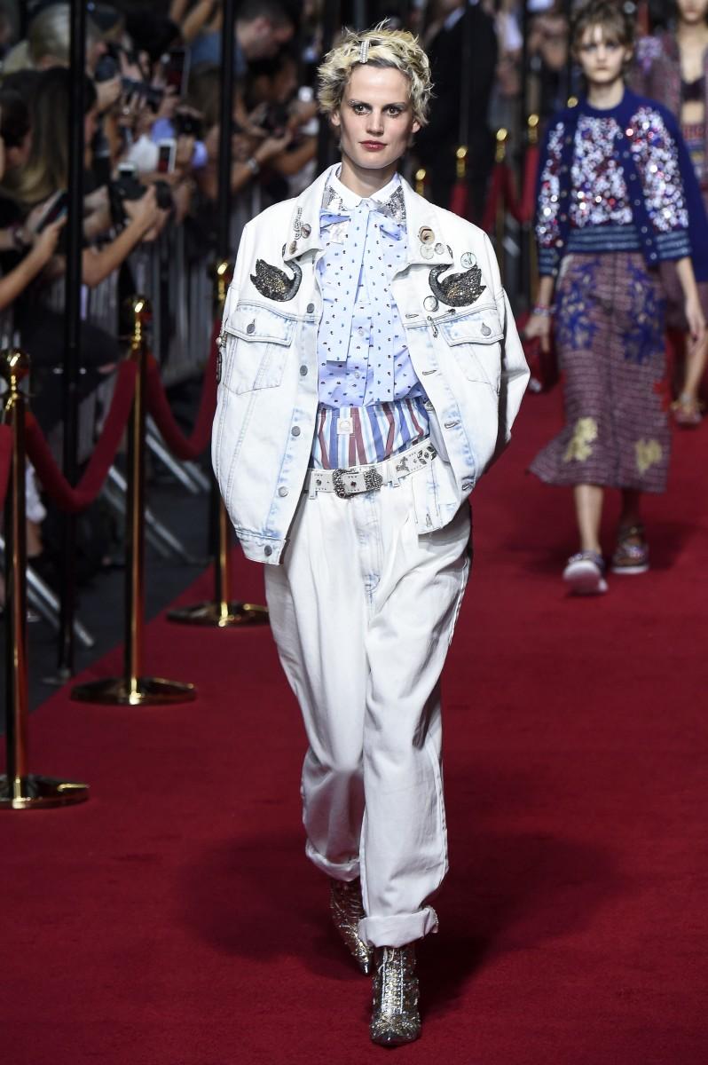 Marc Jacobs, Spring 2016, New York Fashion Week, September 2015