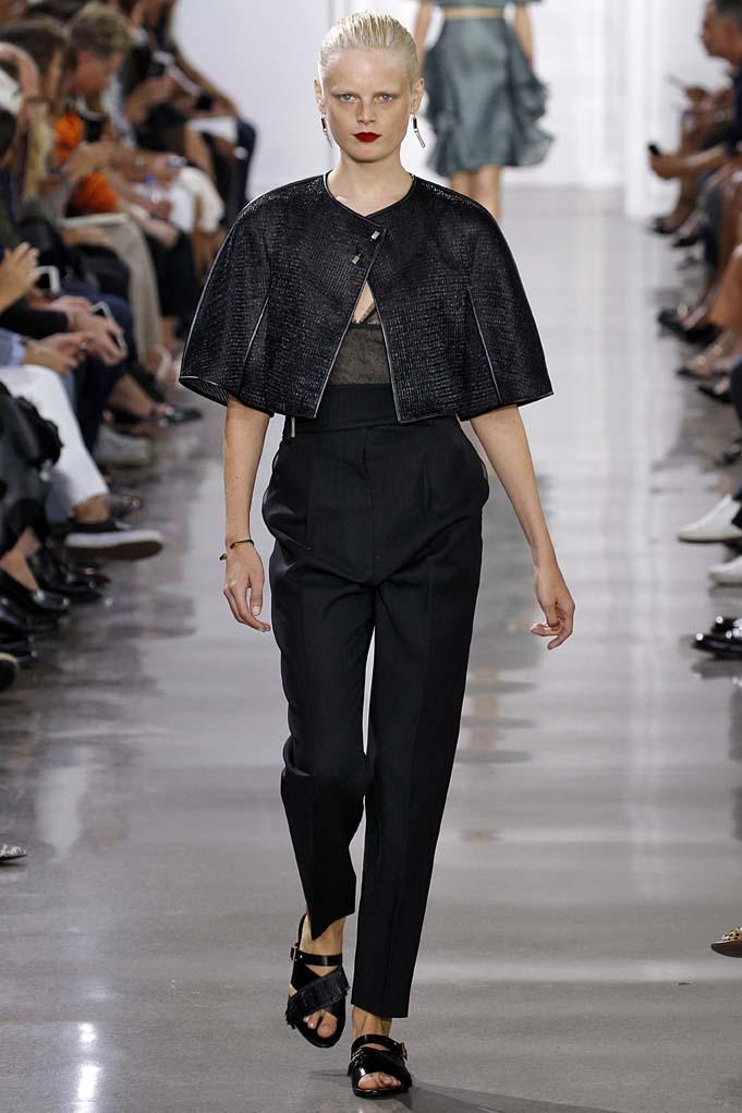 Jason Wu New York  Fashion Week RTW Spring Summer 2016 September 2015