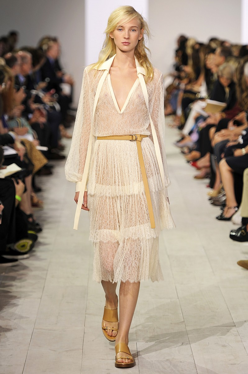 Michael Kors New York RTW Spring Summer 2016 September 2015