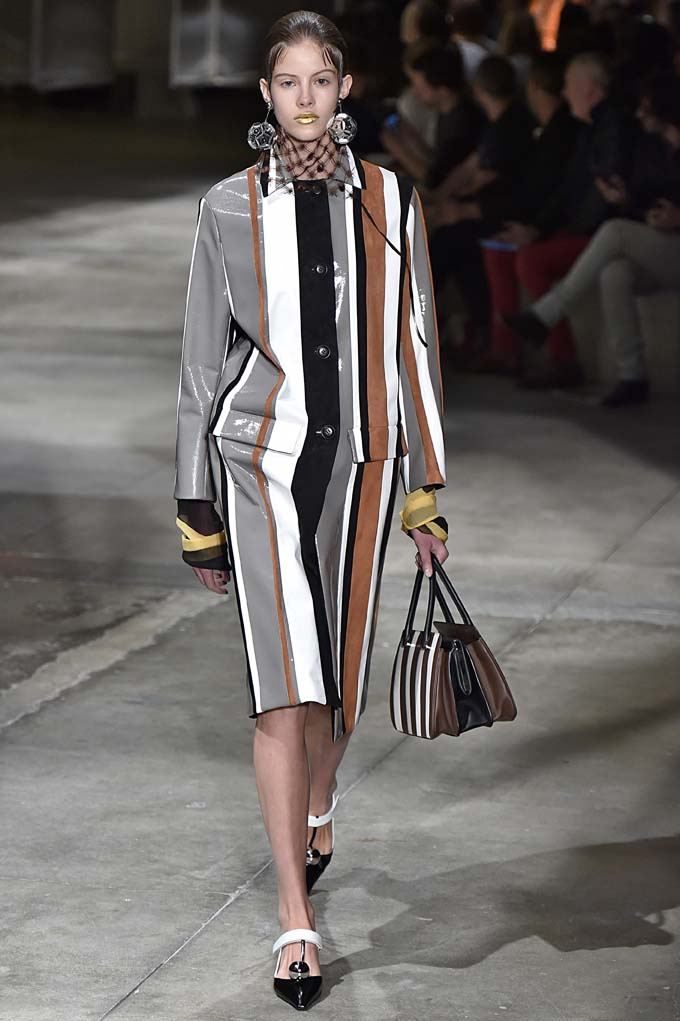 Prada Milan RTW Spring Summer 2016 September 2015