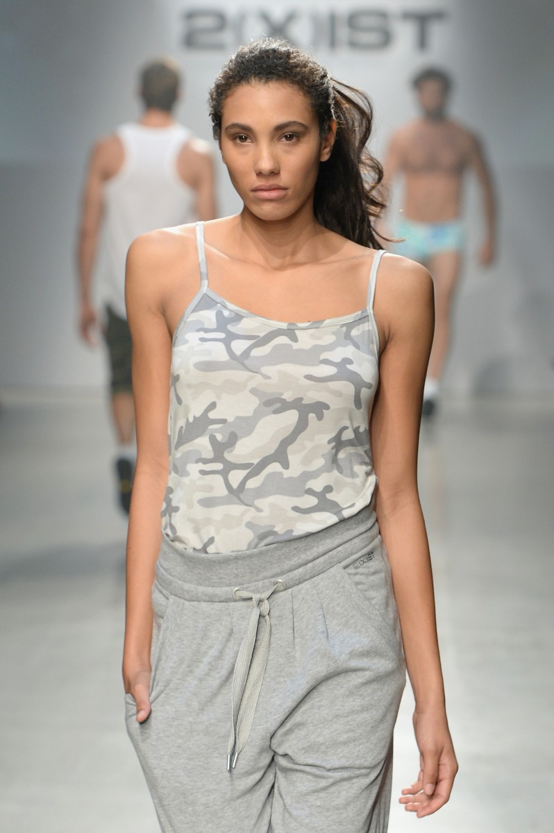2(X)IST Spring/Summer 2016 Fashion Show – Runway
