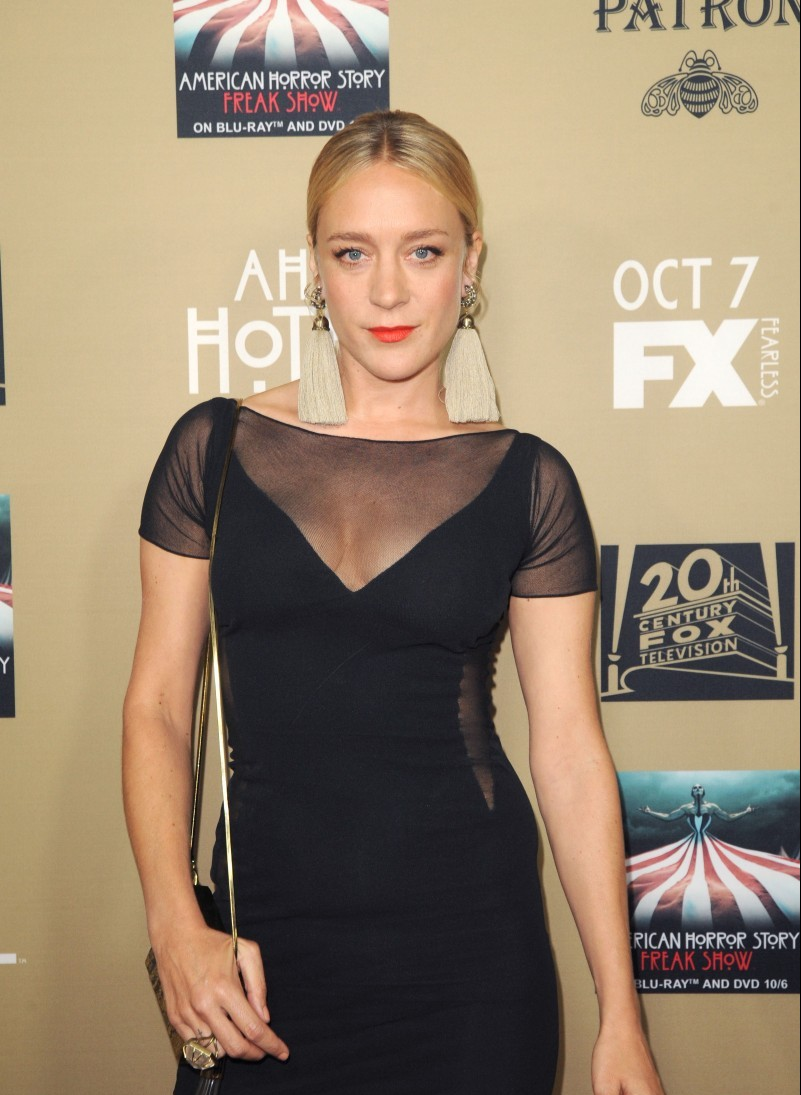 Chloe Sevigny== AMERICAN HORROR STORY: HOTEL Premiere== Regal Cinemas L.A. LIVE, Los Angeles, CA== October 3, 2015== ©Patrick McMullan== Photo Ð DAVID CROTTY/PatrickMcMullan.com==