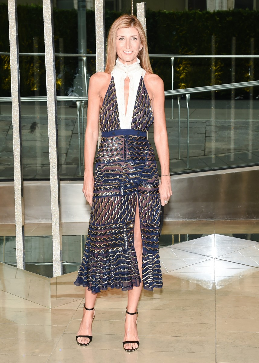 2015 CFDA Fashion Awards – Inside Arrivals
