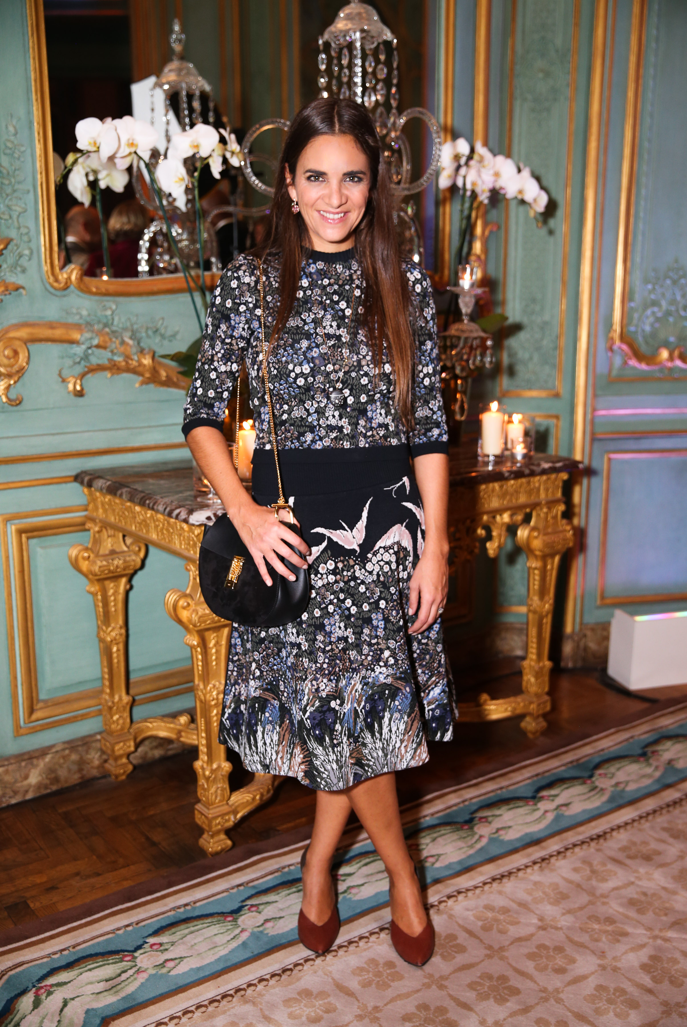 Elles double anniversary bash in paris daily front row laure hriard dubreuil baditri Choice Image