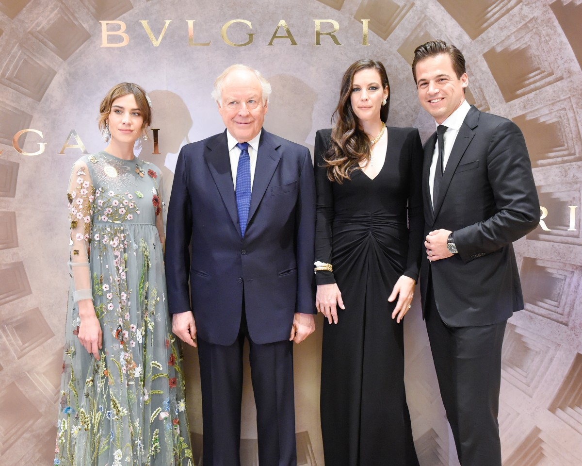 BVLGARI & ROME: ETERNAL INSPIRATION