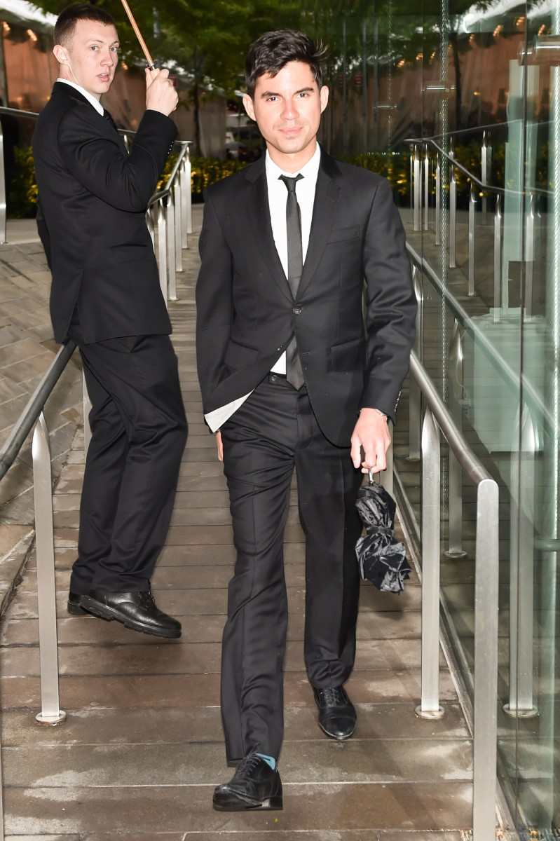 2015 CFDA Fashion Awards – Arrivals