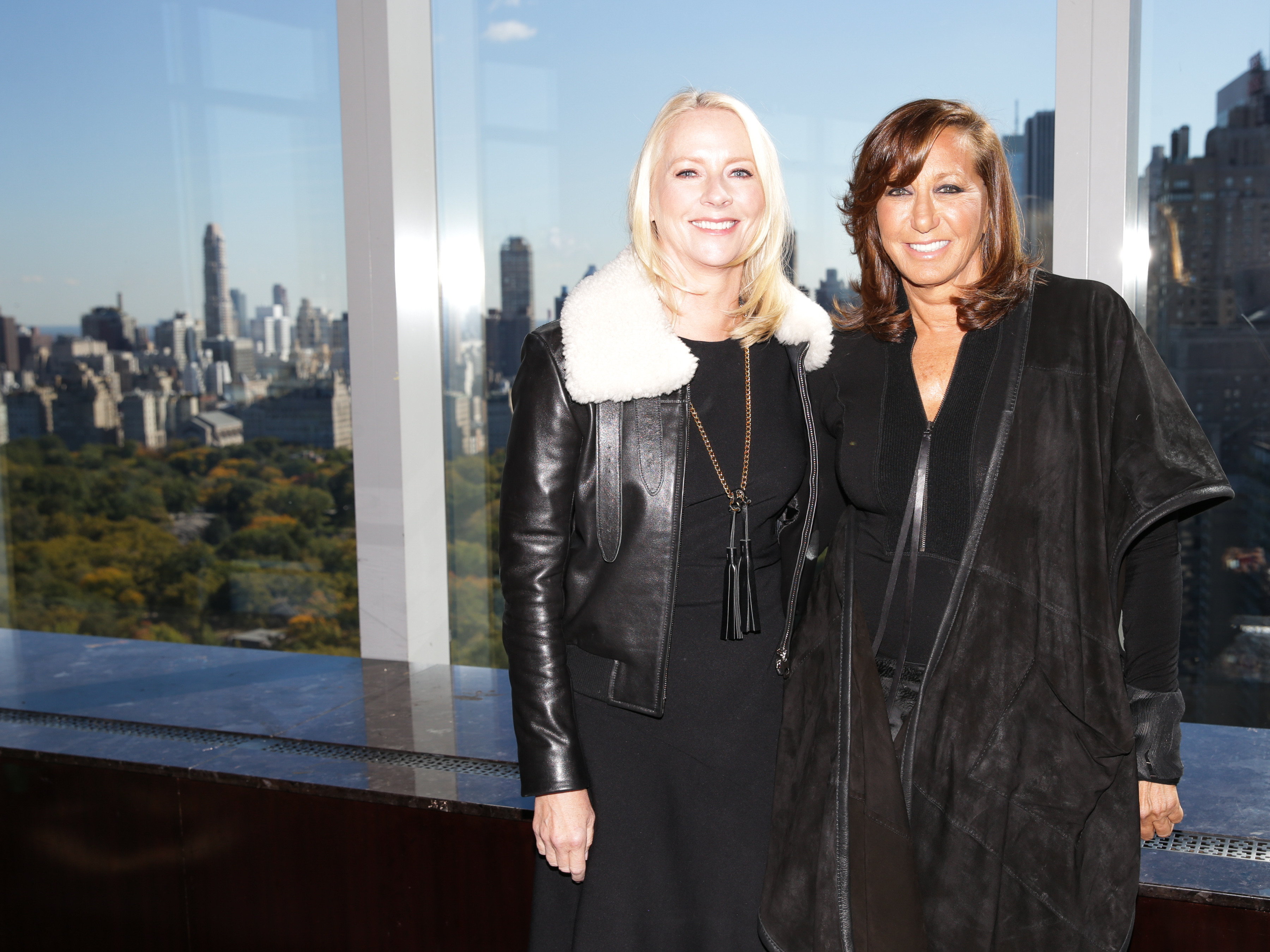 Cohen patti leaving donna karan advise dress in on every day in 2019