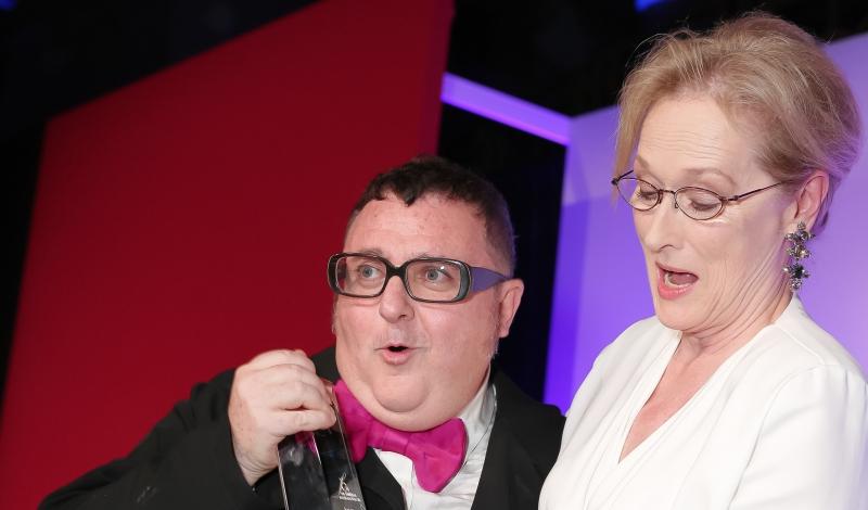 Alber Elbaz, Meryl Streep