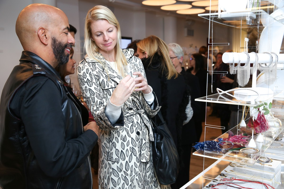 CFDA: JEWELRY SHOWCASE COCKTAIL