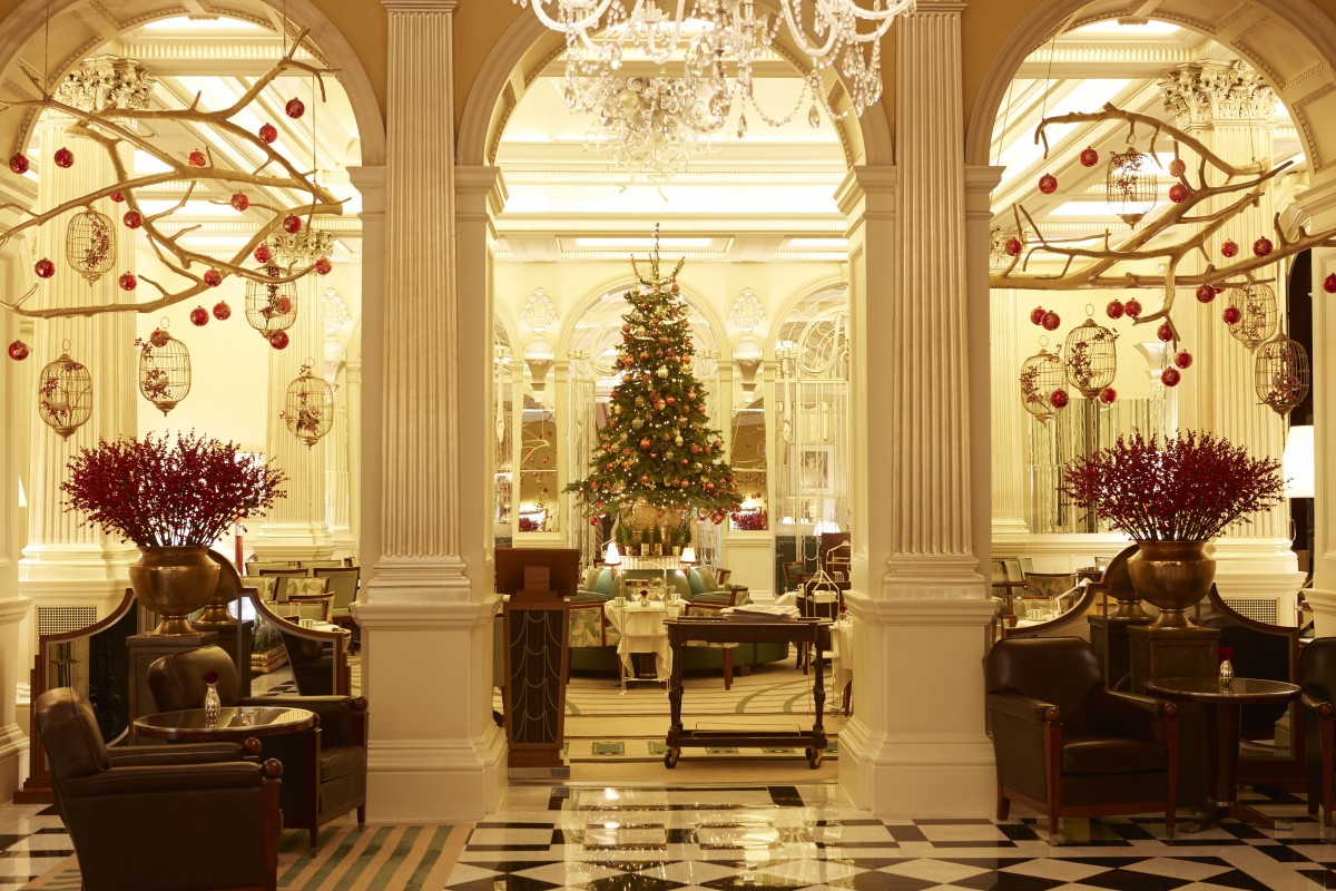 Claridges Christmas 2014 042