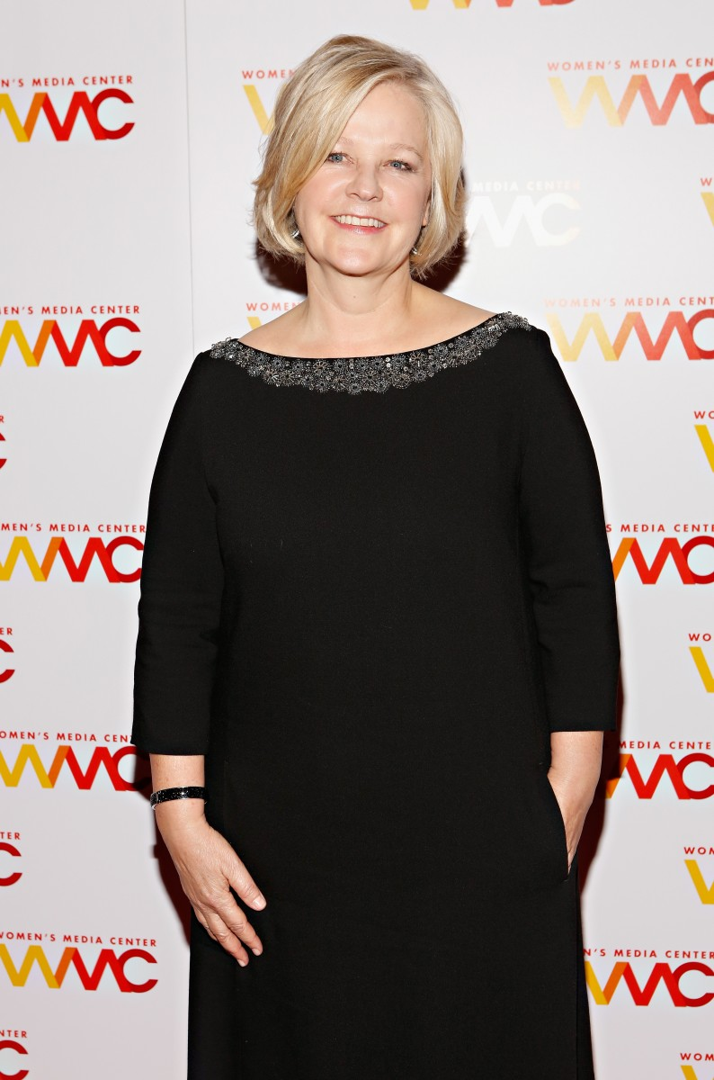 NEW YORK, NY - NOVEMBER 13:  Martha Nelson attends the 2012 Women's Media Awards at Guastavino's on November 13, 2012 in New York City.  (Photo by Cindy Ord/Getty Images)