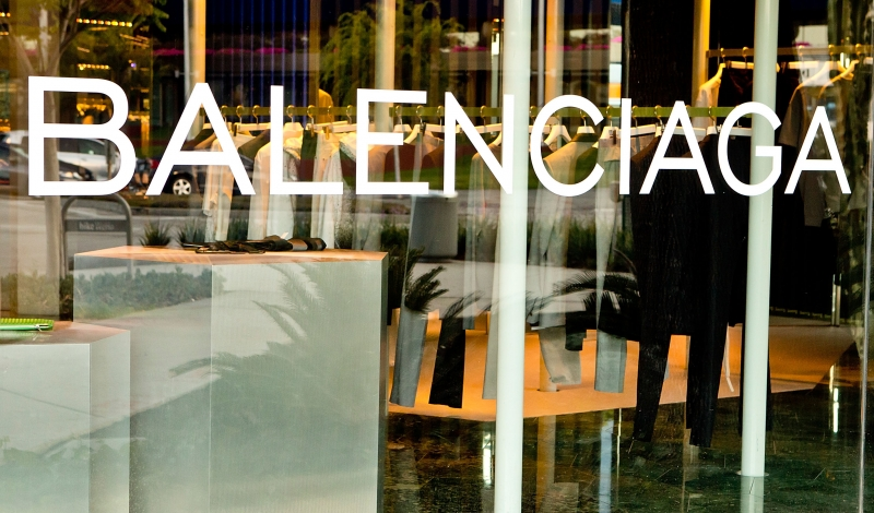 WEST HOLLYWOOD, CA - JUNE 01:  Balenciaga Los Angeles Store In West Hollywood, California on June 1, 2015 in West Hollywood, California.  (Photo by Gabriel Olsen/Getty Images)