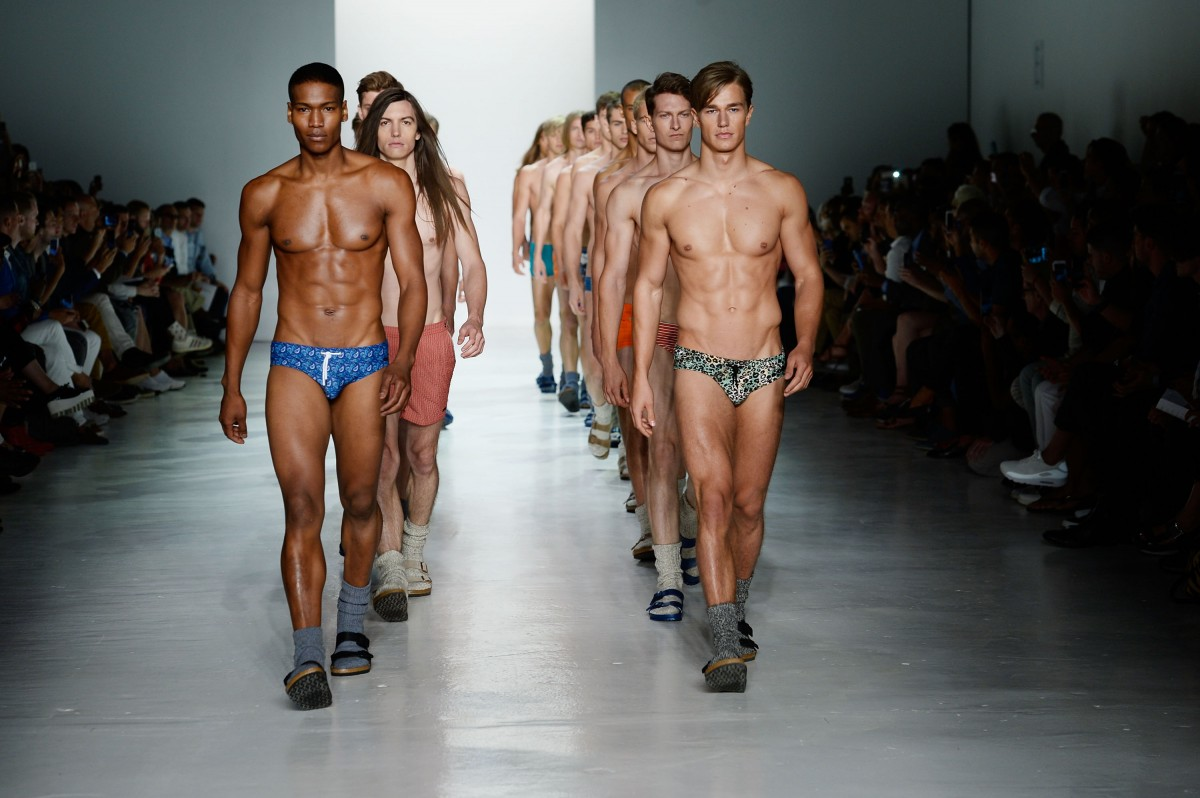 Parke & Ronen – Runway – New York Fashion Week: Men's S/S 2016