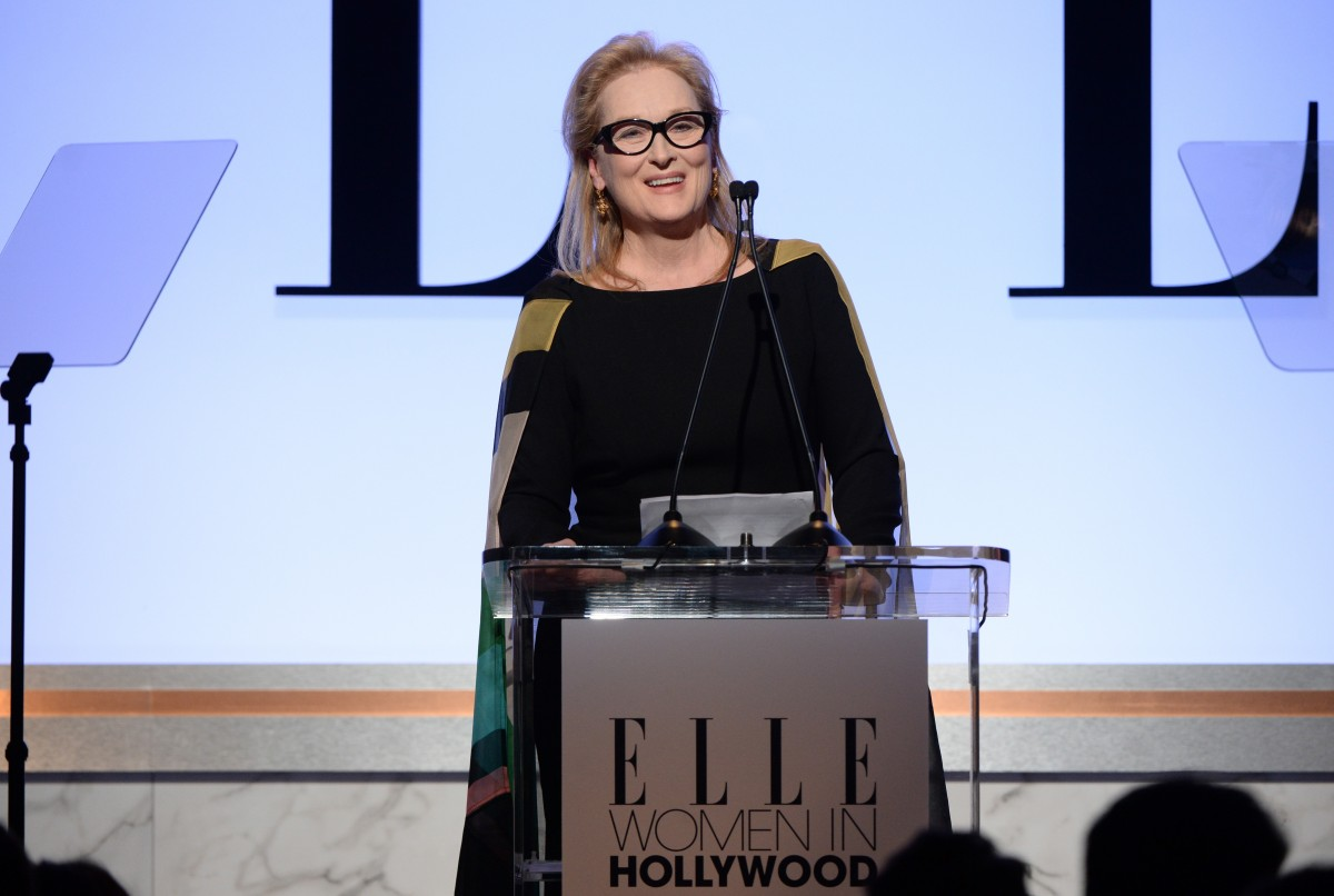 22nd Annual ELLE Women In Hollywood Awards – Show