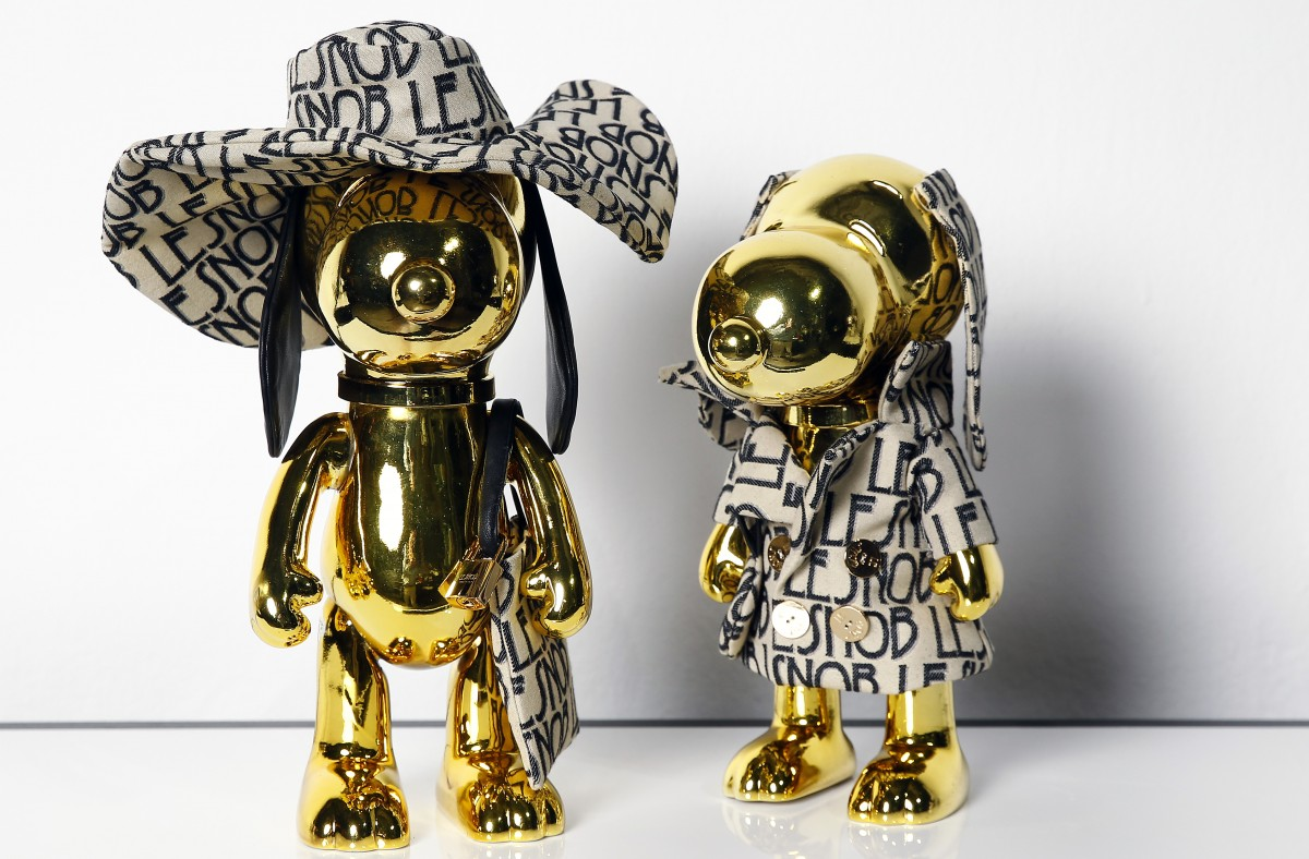 'Snoopy & Belle In Fashion' : Exhibition At Palais De Tokyo – Paris Fashion Week- Ready To Wear Spring/Summer 2016
