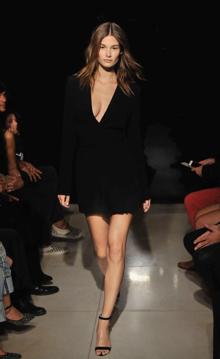 Brandon Maxwell – Presentation– Spring 2016 New York Fashion Week