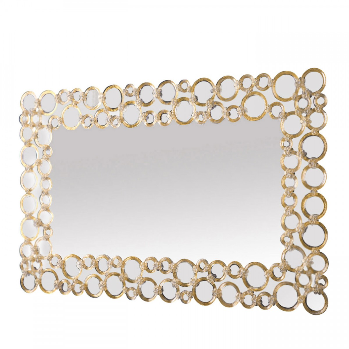 Ongaro & Fuga – Bolle Venetian Glass Mirror – Available on www.artemest.com