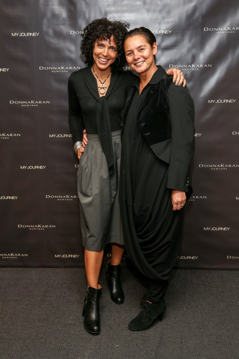 Donna Karan's 'My Journey' book release party