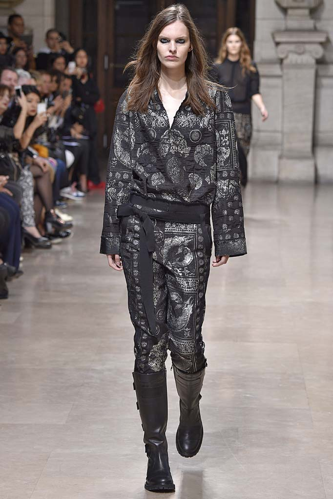 A_F_Vandevorst Paris RTW Spring Summer 2016 September-October 2015