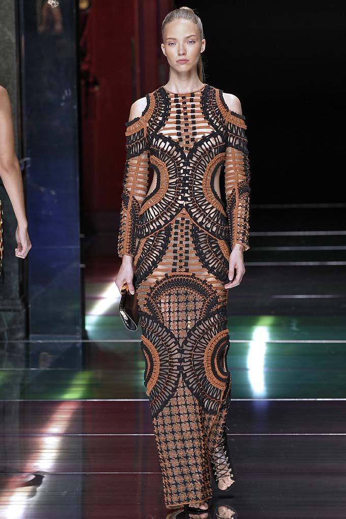 Balmain Paris RTW Spring Summer 2016 September-October 2015