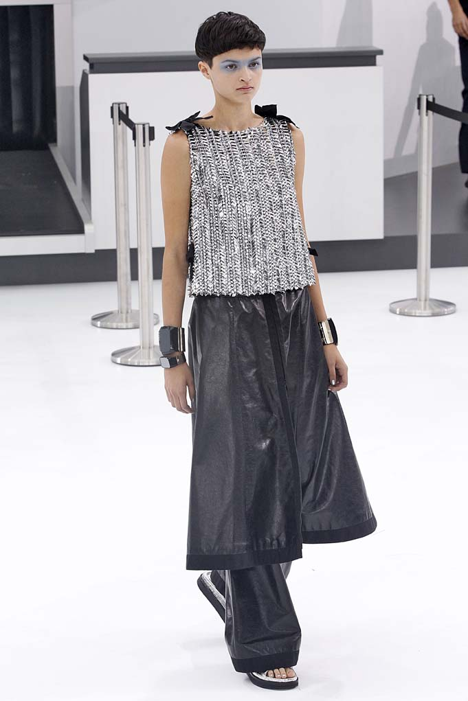 Chanel Paris RTW Spring Summer 2016 September-October 2015