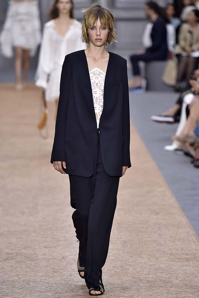 Chloe Paris RTW Spring Summer 2016 September-October 2015