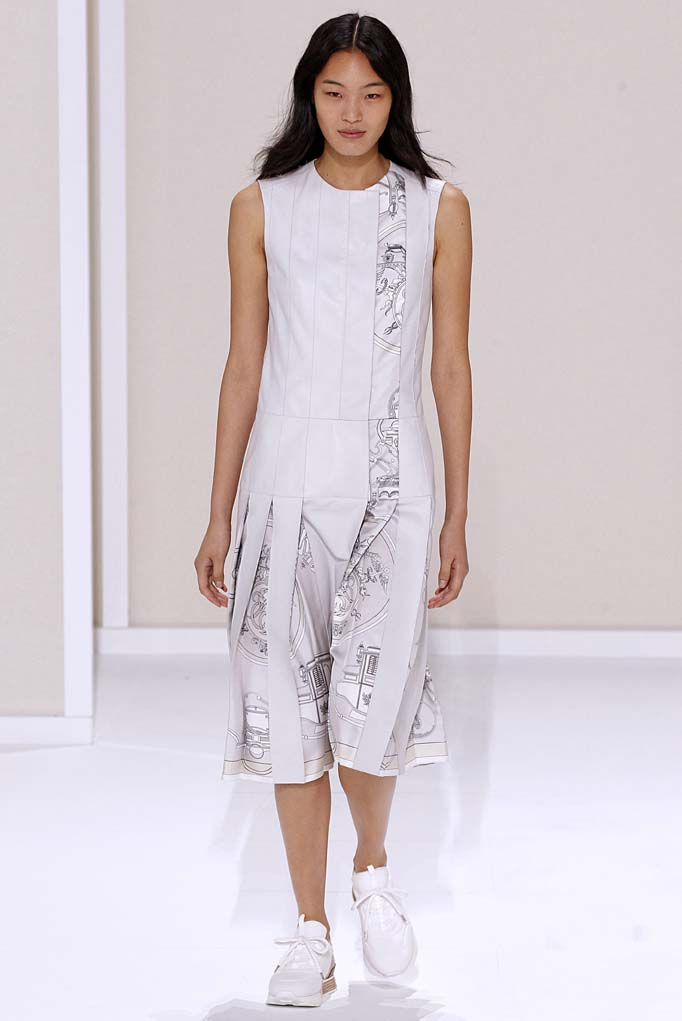 Hermes Paris RTW Spring Summer 2016 September-October 2015