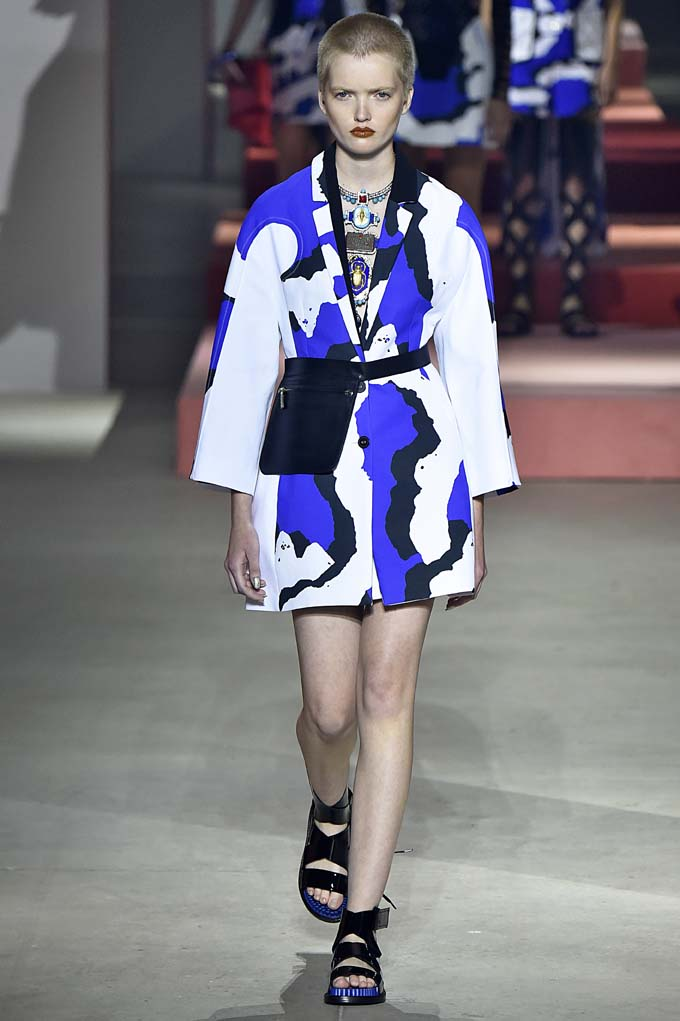 Kenzo Paris RTW Spring Summer 2016 September-October 2015