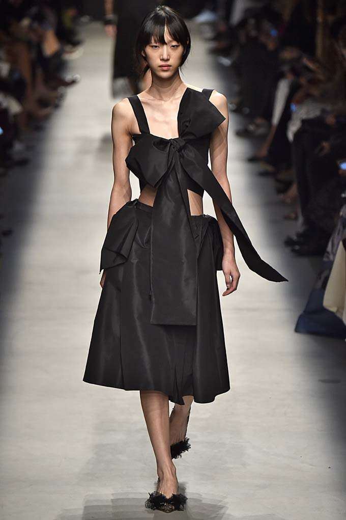 Rochas Paris RTW Spring Summer 2016 September-October 2015